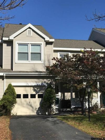 East Greenbush Single Family Home For Sale: 71 Plaza Av