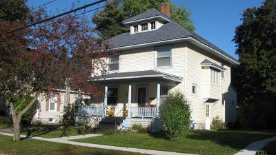 Johnstown Single Family Home For Sale: 111 Prindle Av