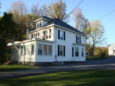 Schenectady County Single Family Home New: 7198 Amsterdam Rd
