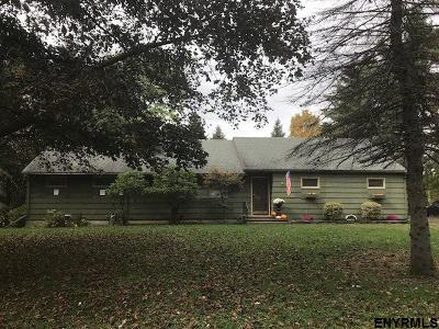 Rensselaer County Single Family Home New: 5 High Meadow Rd