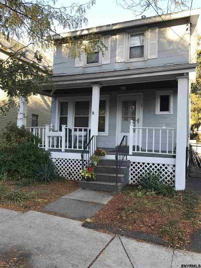 Albany NY Single Family Home New: $140,000