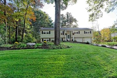 Clifton Park Single Family Home New: 36 Casablanca Ct