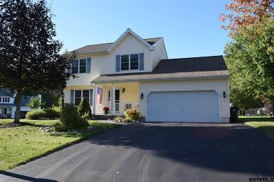 Colonie Single Family Home For Sale: 33 Squire Rd
