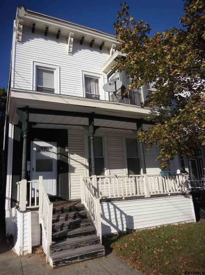 Cohoes Single Family Home New: 41 McElwain Av