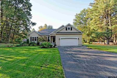 Clifton Park Single Family Home New: 95 Longkill Rd