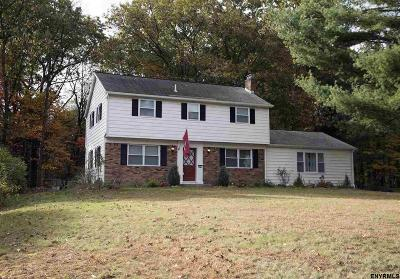 Clifton Park Single Family Home New: 45 Valencia La