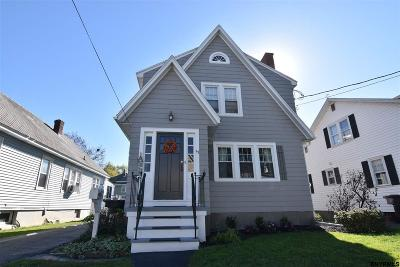Troy Single Family Home New: 43 Meadowlawn Av