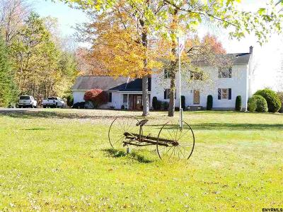 Broadalbin Single Family Home For Sale: 146 Rebisz Rd