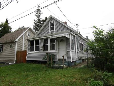 Schenectady Single Family Home New: 1033 Park St