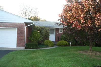 Albany Single Family Home For Sale: 110 Fairlawn Av
