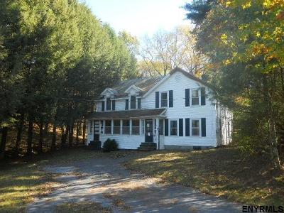 Single Family Home For Sale: 934 State Route 313