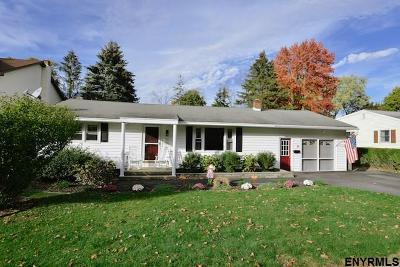 Ballston Spa Single Family Home For Sale: 70 McMaster St