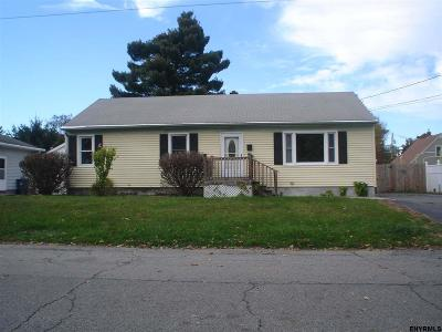 Colonie Single Family Home For Sale: 5 Lake Rd