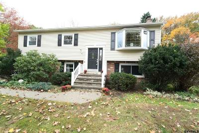 Clifton Park Single Family Home For Sale: 6 Springwood Ct