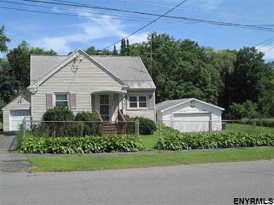 Gloversville Single Family Home For Sale: 350 Bleecker St
