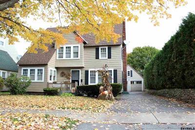 Gloversville Single Family Home For Sale: 32 East Blvd