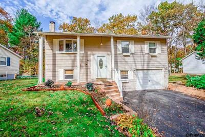Saratoga Springs Single Family Home Price Change: 86 Trottingham Ct
