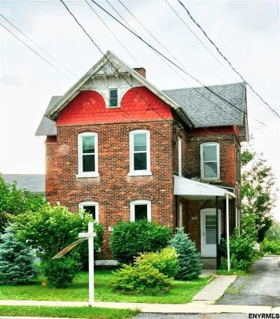 Single Family Home For Sale: 760 Hudson Av