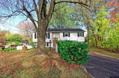 Bethlehem Single Family Home For Sale: 8 The Concourse