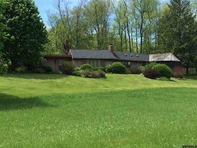 Columbia County Single Family Home For Sale: 199 Bashford Rd