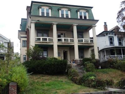 Cohoes Multi Family Home For Sale: 240 Saratoga St