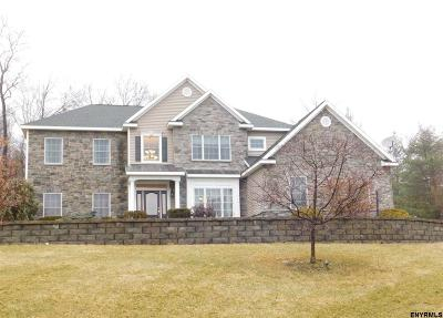 Saratoga County Single Family Home For Sale: 13 Little Dr