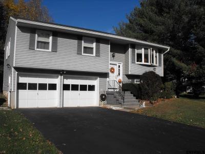 Bethlehem Single Family Home For Sale: 3 Bernard Pl