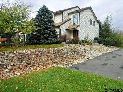 Colonie Single Family Home For Sale: 41 Surrey Hill Rd