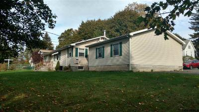 Ravena NY Single Family Home For Sale: $170,000