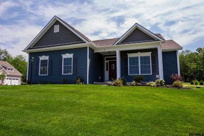 Saratoga County Single Family Home For Sale: 43 Lakepointe Way