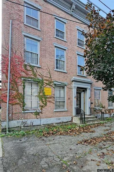 Schenectady Multi Family Home For Sale: 206 Union St