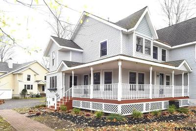 Saratoga Springs Single Family Home For Sale: 6 Inlander Rd