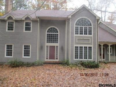 Clifton Park Single Family Home For Sale: 13 Birch Hill Ct