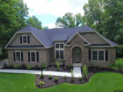 Ballston, Ballston Spa, Malta, Clifton Park Single Family Home For Sale: Lot 6 Kendra Dr