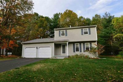 Ballston Spa Single Family Home For Sale: 24 Pinehollow Dr