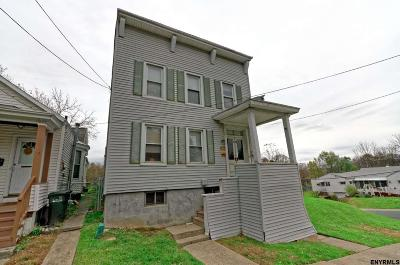 Cohoes Multi Family Home For Sale: 15 Shannon Av