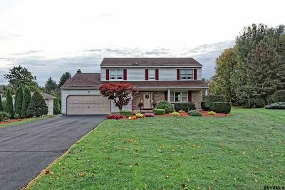 Guilderland Single Family Home For Sale: 6245 Randomwood Dr
