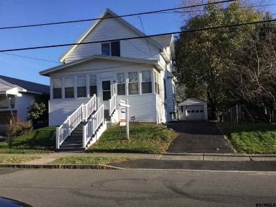 Albany Single Family Home For Sale: 5 Fullerton St