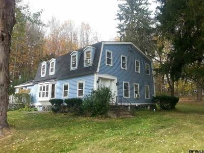 Ballston Spa Single Family Home For Sale: 929 State Rt 67