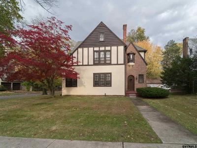Albany Single Family Home For Sale: 219 South Main Av