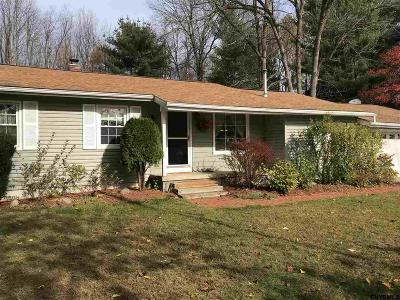 Clifton Park Single Family Home Back On Market: 109 Hubbs Rd