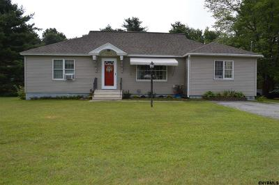 Wilton Single Family Home For Sale: 4247 Route 50