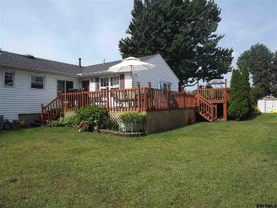 Colonie Single Family Home For Sale: 5 Arden Ct