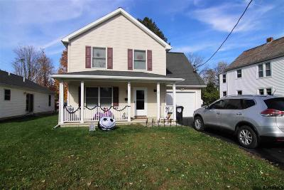 Saratoga County Single Family Home For Sale: 6 Bennington Av