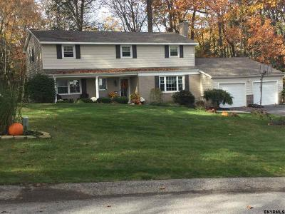 Ballston, Ballston Spa, Malta, Clifton Park Single Family Home For Sale: 6 Hills Rd