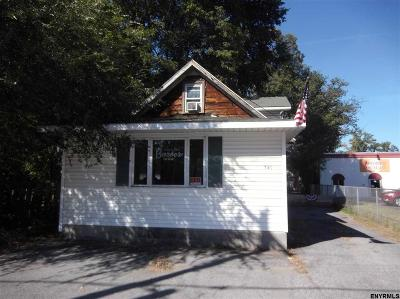 Rotterdam Single Family Home For Sale: 340 Duanesburg Rd