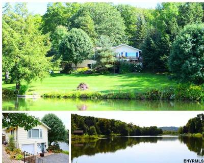 Single Family Home For Sale: 147 Trout Haven Rd