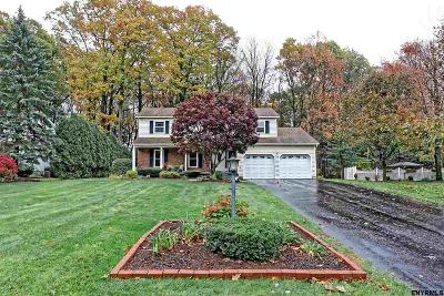 Ballston, Ballston Spa, Malta, Clifton Park Single Family Home For Sale: 58 Esopus Dr