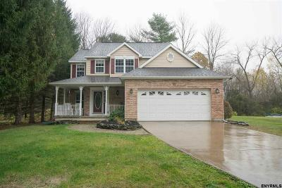 Ballston, Ballston Spa, Malta, Clifton Park Single Family Home For Sale: 11 Meadow Rd