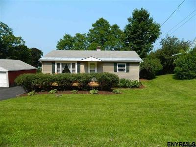 Altamont Single Family Home For Sale: 115 Severson Av